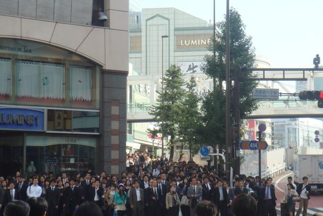 東京自由行Day3–淺草、涉谷、東京都廳 @魚樂分享誌
