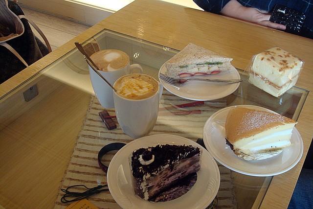 【南投】歐莉洋果子咖啡 @魚樂分享誌