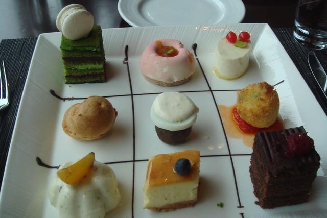 美麗信酒店下午茶【大雷】 @魚樂分享誌