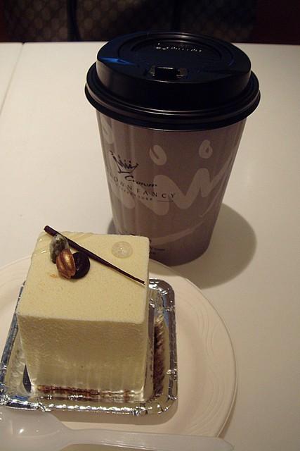 甜蜜下午茶~金礦咖啡 @魚樂分享誌