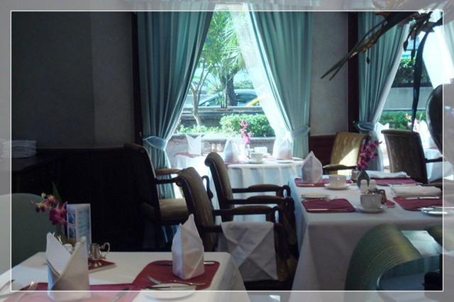 2009曼谷自由行Day2~長榮桂冠自助式早餐 @魚樂分享誌