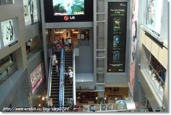 2009曼谷自由行Day6~MBK百貨 @魚樂分享誌