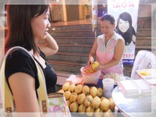 2009曼谷自由行Day4~再訪桑倫夜市 @魚樂分享誌