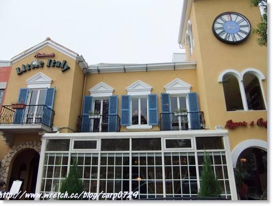 【台中】像童話屋的夢幻餐廳~小義大利little Italy @魚樂分享誌