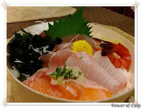 野柳港生魚鮮~無緣吃到的99元生魚片蓋飯 @魚樂分享誌