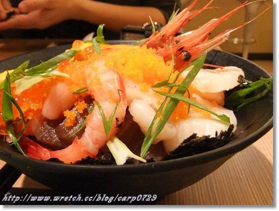 魚丰魚丰~海鮮蓋飯 @魚樂分享誌