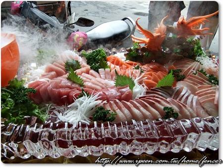 三多屋~吃不完的生魚片 @魚樂分享誌