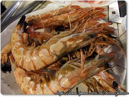 阿全師羊肉爐~冒著窒息的危險,草蝦吃很大!(已歇業) @魚樂分享誌