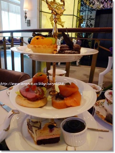 怡亨酒店~貴婦下午茶 @魚樂分享誌