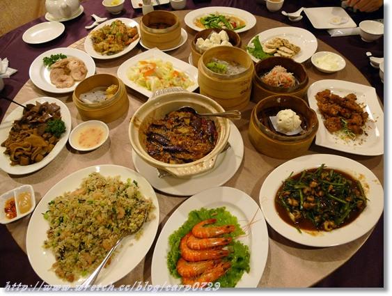 【華國飯店】桂華會館單點吃到飽 @魚樂分享誌