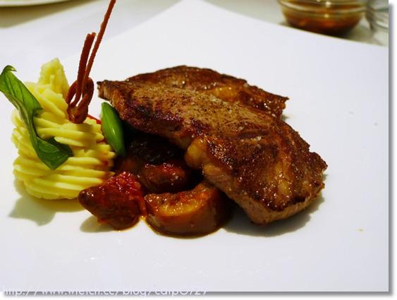 Yamicook名廚會客室-王為平之肋眼牛排 @魚樂分享誌
