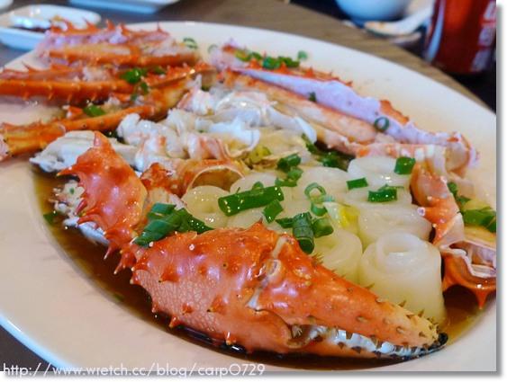 【中山區】華國桂華會館~美味蟹逅 @魚樂分享誌