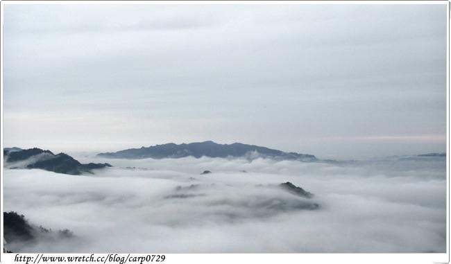 【台中】若茵農場~~我終於看到雲海了!!!!! @魚樂分享誌