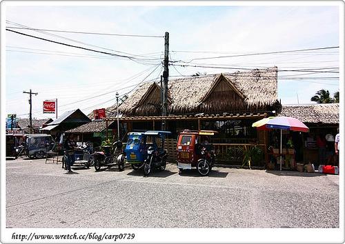 2011長灘島Day1~BAGOBOS自助餐&螃蟹遊艇 @魚樂分享誌