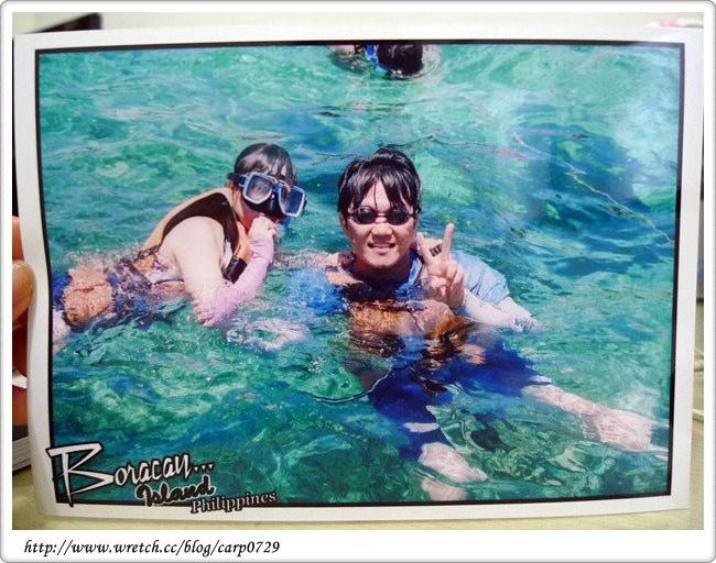 2011長灘島Day2~PATIO早餐&海釣&依里岸灘浮潛 @魚樂分享誌
