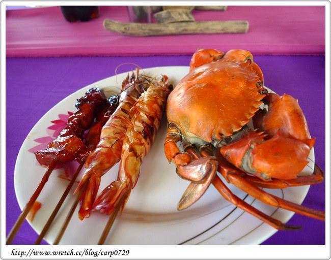 2011長灘島Day2~螃蟹大餐&香蕉船 @魚樂分享誌