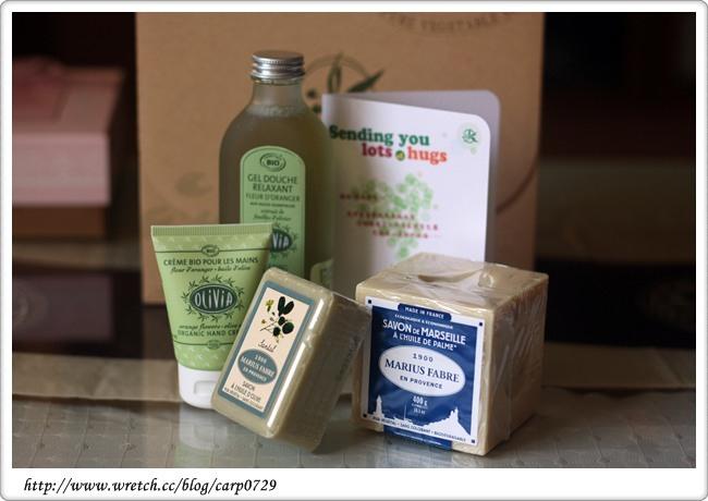 【體驗】法鉑馬賽皂皇家禮讚禮盒組 @魚樂分享誌