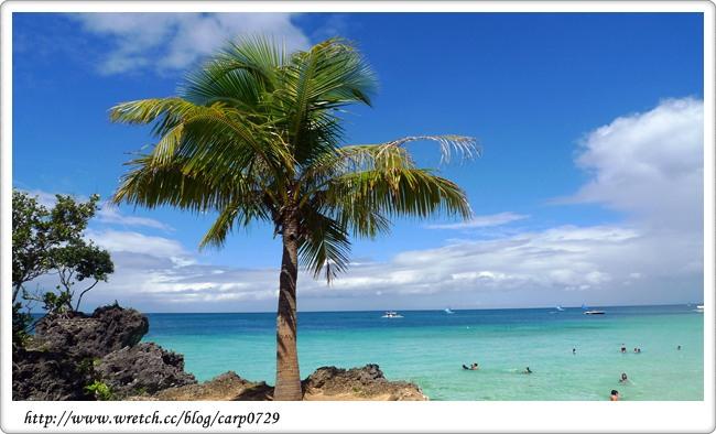2011長灘島Day3~風帆船、聖母岩礁、Jonah's芒果冰沙 @魚樂分享誌