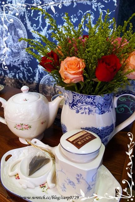 【北投】CUTTY SARK卡提撒克英式茶館 @魚樂分享誌