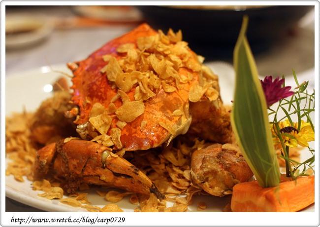 【中正區】新東南海鮮料理~蒜片大沙公超正點!!! @魚樂分享誌