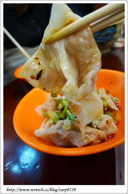【台中】茂川餛飩肉丸 @魚樂分享誌