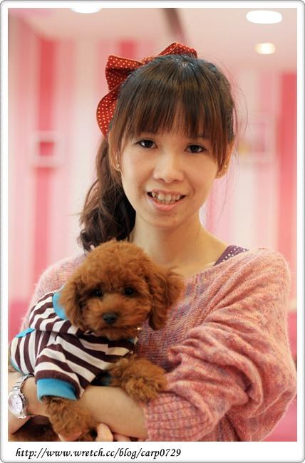【中壢】Honey Doll蜜糖娃娃~女孩們的粉紅夢幻咖啡館 @魚樂分享誌