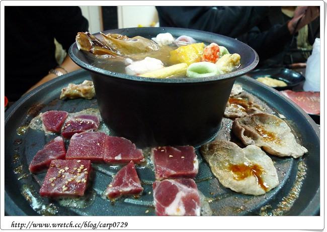 【中和】客滿燒肉串燒火鍋 @魚樂分享誌