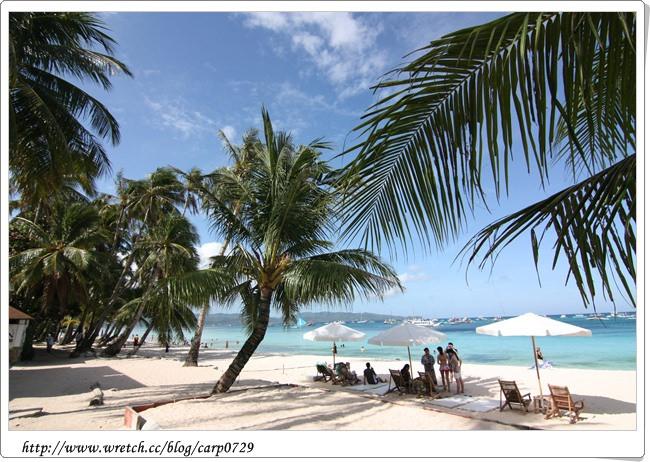 2011長灘島Day4~陽光沙灘大海!! @魚樂分享誌