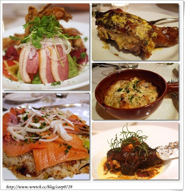 【大安區】廊香無菜單料理 @魚樂分享誌