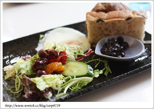 【台北大安】一沙一塵創意蔬食料理(已歇業) @魚樂分享誌