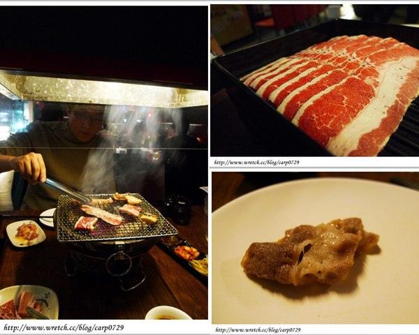 台北中山區~神牛本格派炭火日式燒肉 @魚樂分享誌