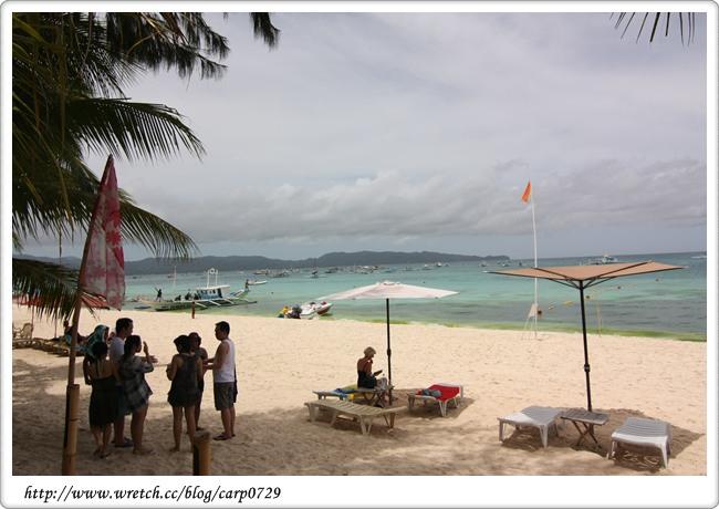 2011長灘島Day5~人體彩繪&海鮮市場 @魚樂分享誌