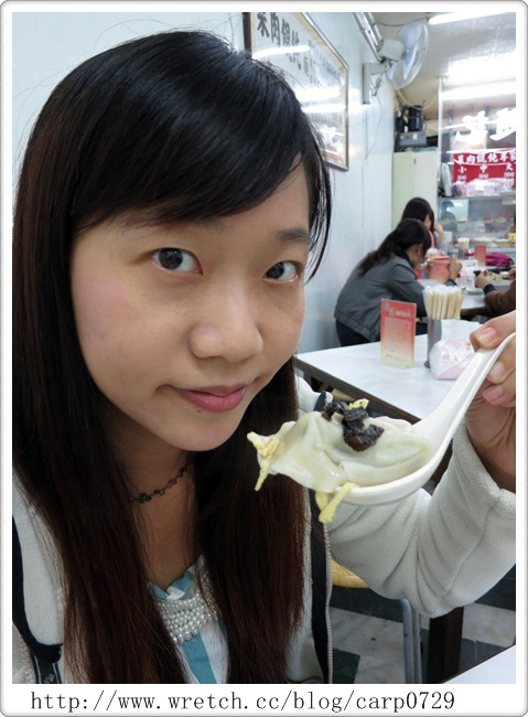 【台北中正】趙記菜肉餛飩大王 @魚樂分享誌