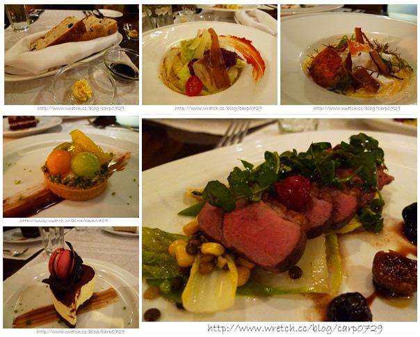 【台北中山】華泰王子楓丹廳Machi套餐 @魚樂分享誌