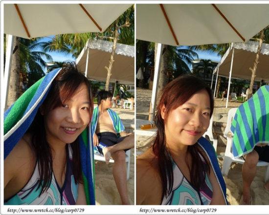 2011長灘島Day6~Regency早餐、泳池、夕陽 @魚樂分享誌