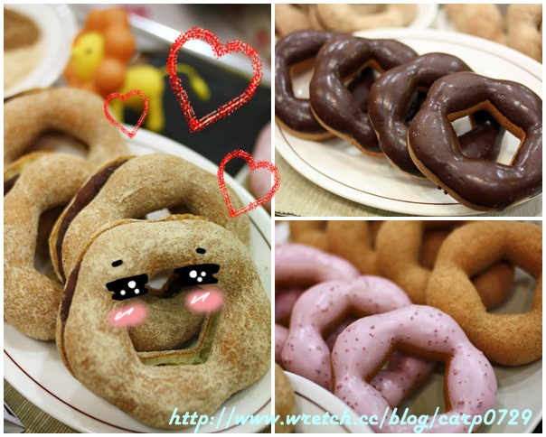 【好吃】Mister Donut美妙的芙花系列甜甜圈^o^ @魚樂分享誌