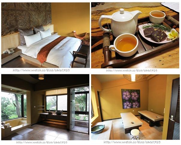 【新竹】6星集me2 Villa~在房間做spa好享受!! @魚樂分享誌