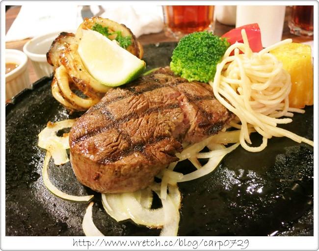 【永和】歐鄉牛排西餐 @魚樂分享誌