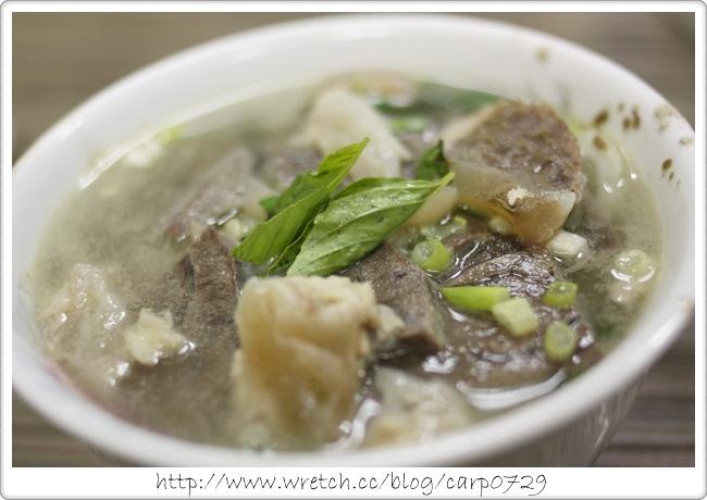 【台北大安】第五郡越南牛肉河粉 @魚樂分享誌