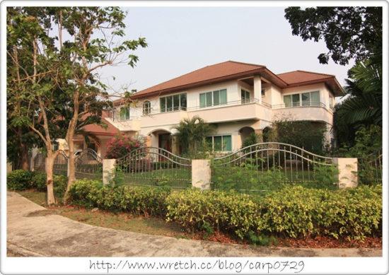 【2012泰好玩】CY家的豪宅民宿 @魚樂分享誌
