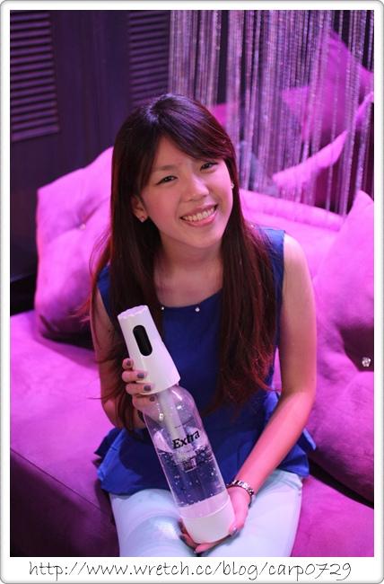 【體驗】Soda Sparkle頂級氣泡水機 @魚樂分享誌