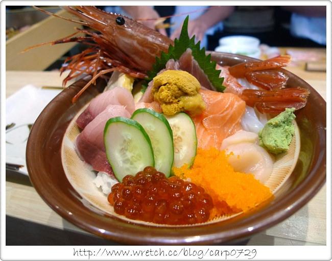 【台北東區】鮓一郎~無敵的一郎丼!!! @魚樂分享誌