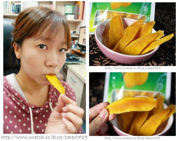 【試吃】食飲山林~菲律賓水果乾 @魚樂分享誌