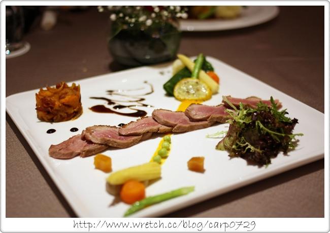 【台北中山】BONAFA波拿法新法式料理 @魚樂分享誌
