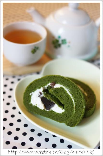 【試吃】夢卡朵京都抹茶捲 @魚樂分享誌