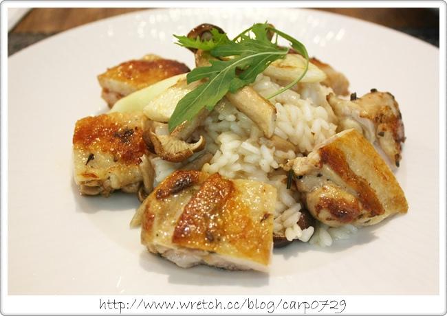 【台北大安】ISLAND1一號島廚房~麻油雞燉飯中西合併好料理 @魚樂分享誌
