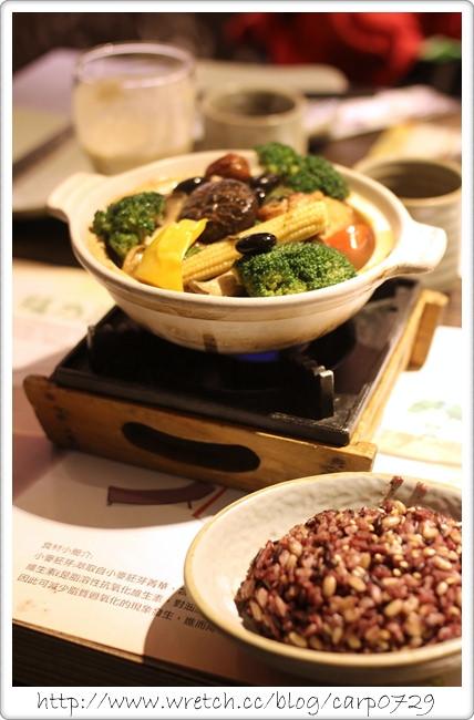 【台北大安】寬心園精緻蔬食料理 @魚樂分享誌