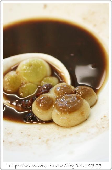 【台北內湖】冰太極~暖暖甜湯超可愛貓掌紅豆湯圓(已歇業) @魚樂分享誌