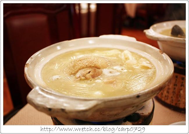 【台北大安】驥園川菜餐廳~黃金雞湯500元套餐好划算 @魚樂分享誌