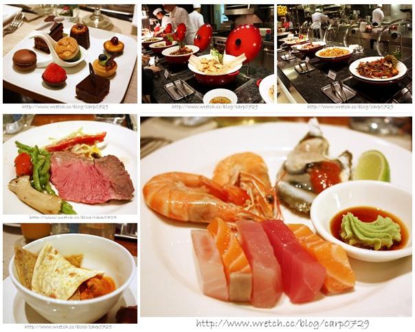 【台北中正】喜來登十二廚跨年餐會 @魚樂分享誌